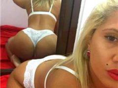 Curve Bucuresti Sex: Blonda cu forme apetisante militari rezident