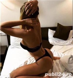Curve Bucuresti Sex: Blonda slim noua in oras
