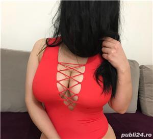 Curve Bucuresti Sex: Alissa bruneta focoasa