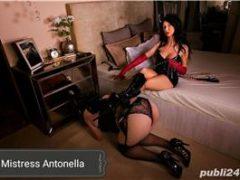 Curve Bucuresti Sex: Mistress Antonella